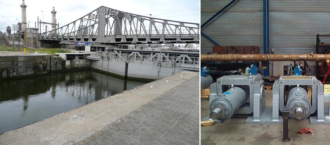 """""""Demey water lock"""" - Oostende"""